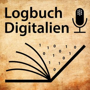 Logo Podcast Logbuch Digitalien