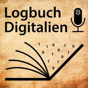 Logo Podcast Logbuch Digitalien