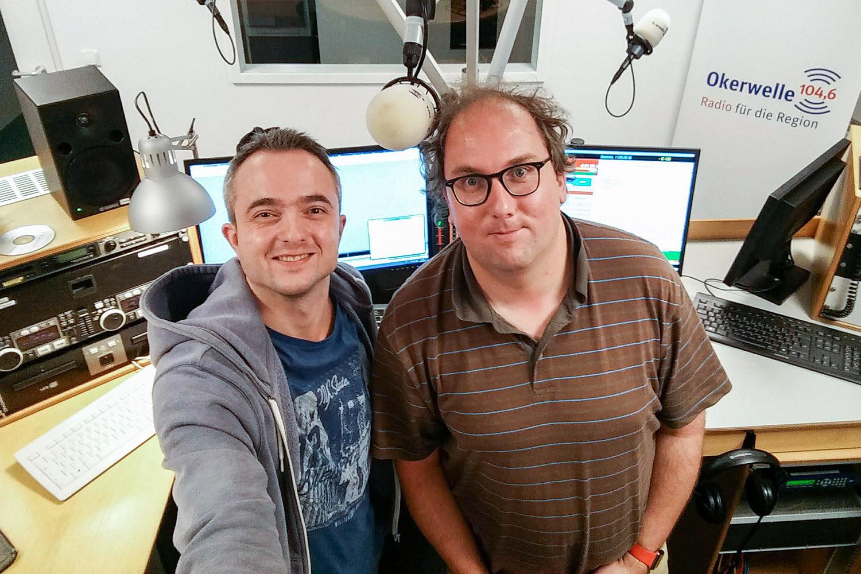 Logbuch Digitalien Episode 18 Markus Hörster und Christian Cordes