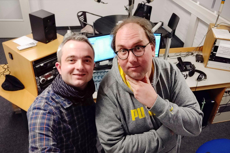 Markus Hörster und Christian Cordes