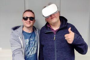 Markus Hörster und Christian Cordes nach Episode 26