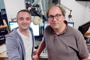 Markus Hörster und Christian Cordes nach Episode 30